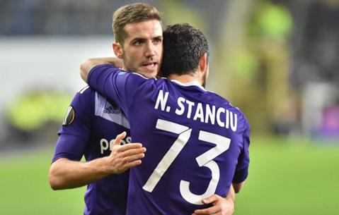 VIDEO | Alex Chipciu a înscris golul lunii pentru Anderlecht. Cum a marcat