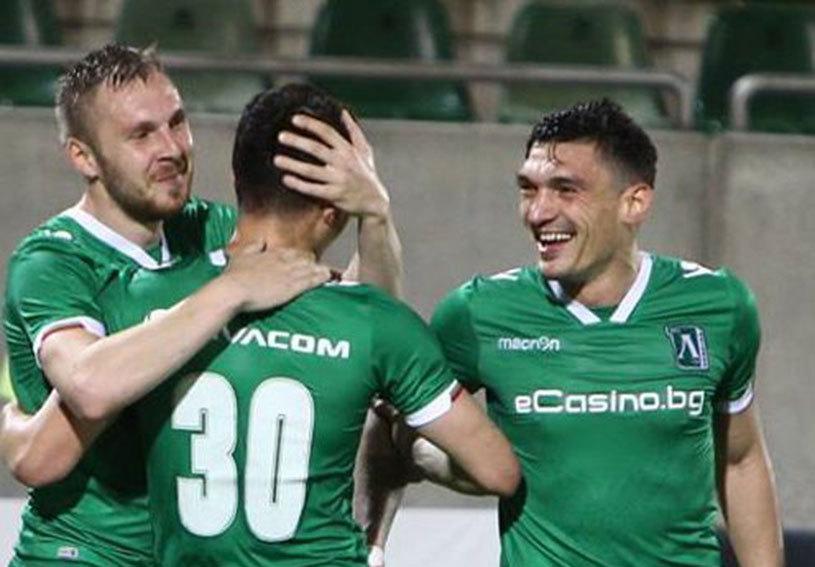 VIDEO | Claudiu Keşeru a marcat un gol foarte important pentru Ludogoreţ în Europa League