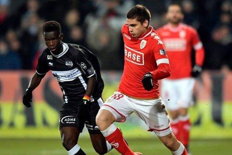 Răzvan Marin a jucat 85 de minute în Standard Liege - KV Mechelen 2-2