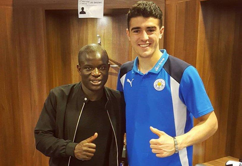 INTERVIU VIDEO | El e fundaşul care vrea să-i calce pe urme lui Chivu la naţională! Cum a ajuns Alex Paşcanu să joace pentru Leicester, primul antrenament cu Vardy şi Mahrez şi cum trăieşte un tricolor crescut în Anglia meciurile României