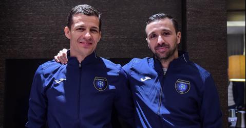 Lucian Sânmărtean a luat parte la meciul sezonului în Liga Campionilor Asiei! Opt goluri în Lokomotiv Taşkent - Al Taawon