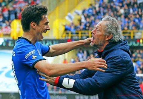 Dorin Rotariu a rămas fără antrenor. Michel Preud'homme a plecat de la Club Brugge după patru ani