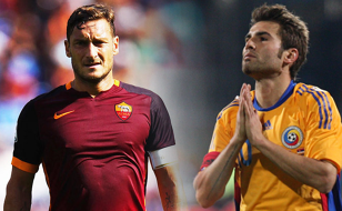 """Moment senzaţional cu Totti dezvăluit de Mutu: """"Adri, renunţ la un milion din salariul meu pentru asta!"""" Legenda Romei, gata de un gest incredibil pentru a face cuplu cu """"Briliantul"""""""