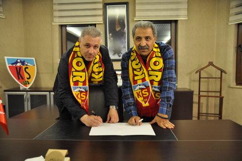 Şumudică transferă de la Bayern Munchen! FOTO | Mutarea confirmată oficial de Kayserispor la scurt timp după numirea românului