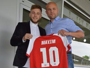 Alex Maxim a plecat de la VfB Stuttgart şi a fost anunţat oficial la altă echipă din Bundesliga. Prima reacţie a mijlocaşului român