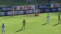 GOOOL Ianis Hagi! Mijlocaşul de 18 ani a înscris din nou pentru echipa mare a Fiorentinei. A marcat de la 25 de metri, cu un şut deviat. VIDEO