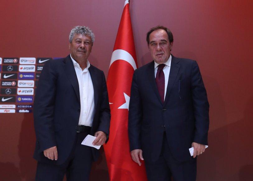 OFICIAL | Mircea Lucescu a fost prezentat la naţionala Turciei! Prima decizie a lui Il Luce produce entuziasm: fotbalistul de 34 de milioane de euro aflat în vizor