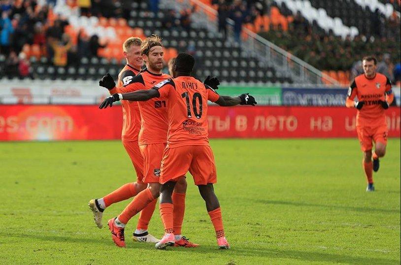 VIDEO | Gol spectaculos înscris de Eric Bicfalvi contra lui Zenit. FC Ural a fost aproape de marea surpriză