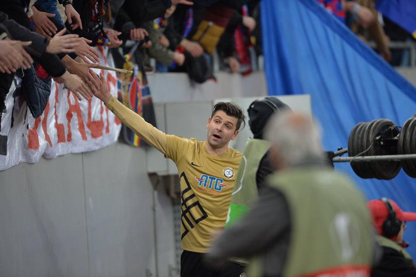 """Rusescu, oprit la Giurgiu! Mutarea la ŢSKA Sofia a picat. Presa bulgară: """"Cel mai probabil va juca pentru FCSB"""""""