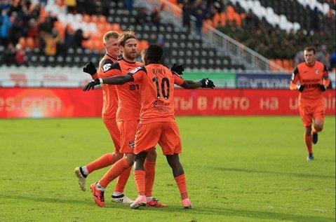 VIDEO   Gol şi assist pentru Eric Bicfalvi în ultima etapă din campionatul Rusiei. Cât s-a terminat Ural - Tosno