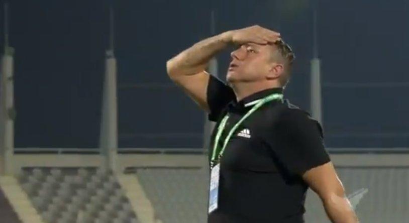 Reghecampf e lider în Emirate după un meci nebun! În minutul 90+3, Al Wahda era la egalitate cu Al Dhafra, dar finalul l-a adus în culmea fericirii pe antrenorul român. VIDEO