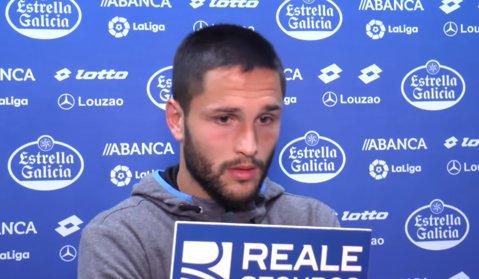"""Andone regretă că a rămas la Deportivo La Coruna: """"Am avut oferte exorbitante. Puteam să câştig mai mult de dublu faţă de acum"""""""