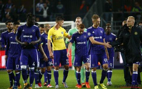 Dezastru pentru Anderlecht! Campioana Belgiei, umilită de Club Brugge