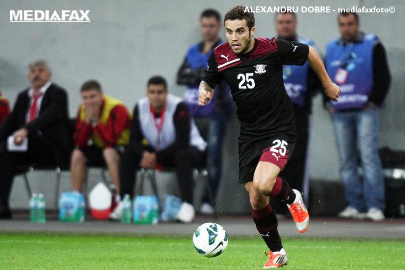 Îl mai ţineţi minte pe Alexandru Ioniţă? Fostul idol din Giuleşti a marcat un gol important în meciul cu APOEL Nicosia, dar călăii Viitorului s-au dezlănţuit după pauză