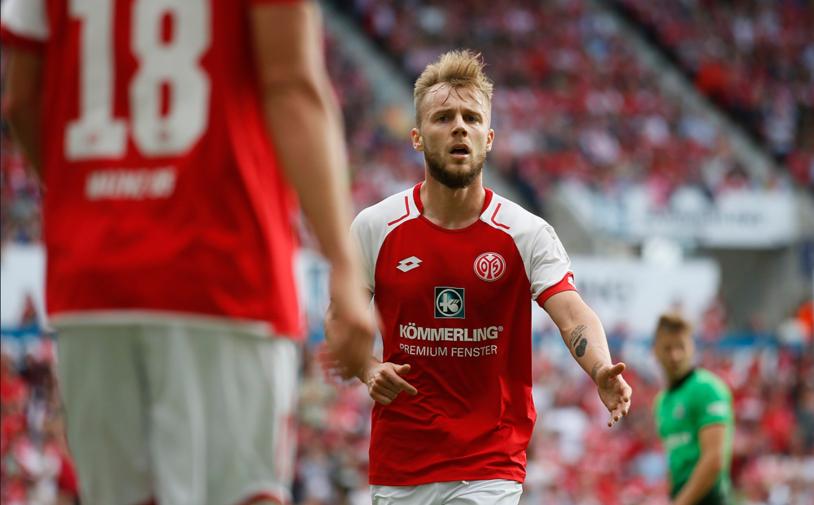 Coşmar pentru Alexandru Maxim! VIDEO | Românul a pasat decisiv şi meciul părea rezolvat, dar Mainz a pierdut incredibil