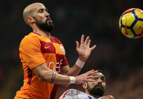 Cu Latovlevici integralist, Galatasaray s-a calificat în sferturile Cupei. Urmează meciul cu Kayserispor