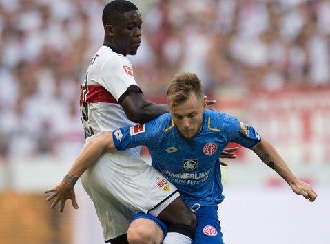 Clipe grele pentru Alex Maxim! Românul a văzut de pe banca de rezerve meciul cu VfB Stuttgart, fosta lui echipă. Mainz e în zona fierbinte din Bundesliga