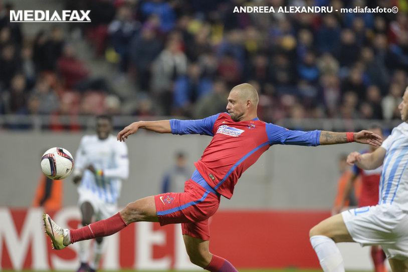 Ca din tun :). VIDEO | Gabi Tamaş a marcat în stilul caracteristic în derby-ul din Cupă, Maccabi Haifa - Hapoel Haifa