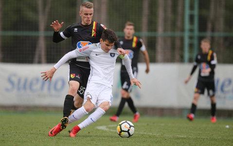 """Fotbalistul român care l-a dat pe spate pe Ianis Hagi: """"E muncitor şi ambiţios. Mă aşteptam să 'explodeze'"""". Fiul """"Regelui"""" are doar cuvinte frumoase: """"Ştiu că într-o zi vrea să ajungă la următorul nivel"""""""