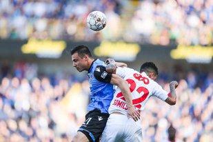 Thriller în Belgia, cu Răzvan Marin în rol secundar. S-au marcat opt goluri în Brugge - Standard Liege