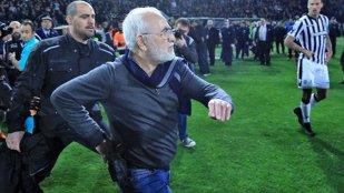 Comisia de Disciplină a luat o decizie finală în cazul meciului PAOK - AEK, în care patronul gazdelor a pătruns înarmat pe gazon