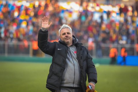 Oferta primită de Marius Şumudică, într-o perioadă în care Kayserispor a ajuns la şase înfrângeri consecutive