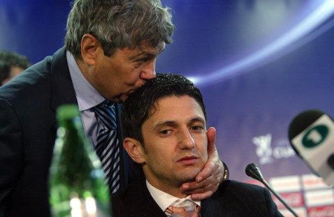 """Mircea Lucescu a anunţat la ce echipă îl va prinde noul sezon pe fiul său: """"Se va răzbuna"""""""