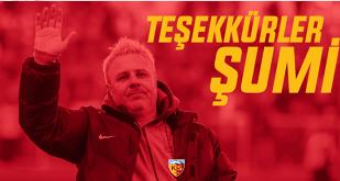 """Şumudică, demis de la Kayserispor! Anunţul clubului şi reacţia antrenorului: """"Nu mai puteam controla echipa"""""""