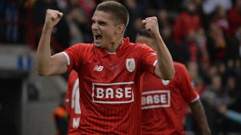 Ofertă de ultim moment pentru Răzvan Marin! Presa din Belgia anunţă că un club din Serie A pune pe masă 12 milioane de euro