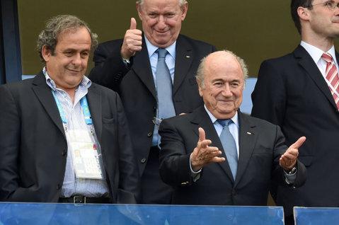 Platini e ofensiv: mai vrea un loc la Cupa Mondială. Europa ar putea avea 14 echipe la turneul final