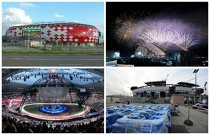FOTO | Cum se prezintă stadioanele care vor găzdui Mondialul din 2018. Inspectorii FIFA sunt mulţumiţi de progrese, deşi Rusia întâmpină dificultăţi financiare odată cu deprecierea rublei