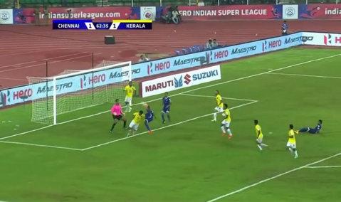 VIDEO | Cel mai frumos gol al serii nu s-a marcat în Liga Campionilor. Reuşită de senzaţie pentru un fundaş în India