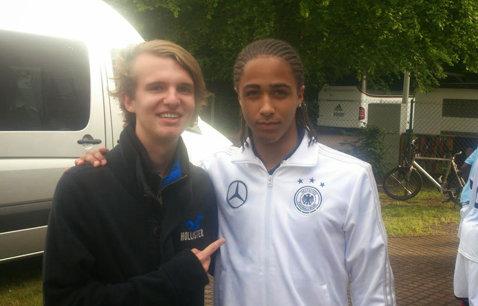 La 15 ani e dorit de 3 naţionale. Anglia, Germania şi Nigeria îl vor