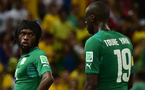 Gervinho şi Yaya Toure, nominalizaţi la titlul de jucătorul african al anului