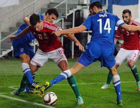 Adversara României din Grupa F nu se regăseşte. Finlanda a pierdut în Slovacia, într-un amical