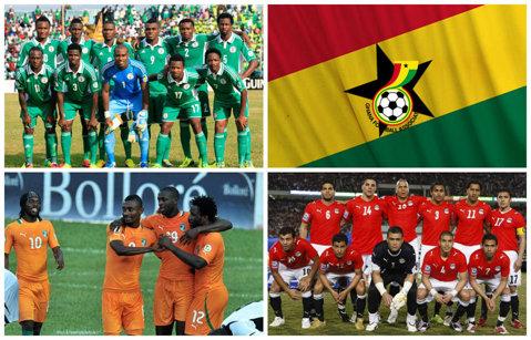 Mali, Ghana şi Guineea s-au calificat la Cupa Africii pe Naţiuni