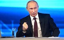 Economia Rusiei dă o lovitură puternică Vestului: ce efecte are devalorizarea rublei. Reacţia lui Putin
