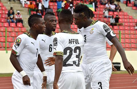 Ghana s-a calificat în finala Cupei Africii pe Naţiuni. Meciul a fost întrerupt 30 de minute din cauza fanilor