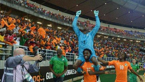 Gest incredibil în finala Cupei Africii. Ce făcea Gervinho în timp ce colegii săi executau penalty-urile
