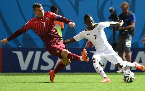 Ghanezul Christian Atsu, cel mai bun jucător de la Cupa Africii pe Naţiuni