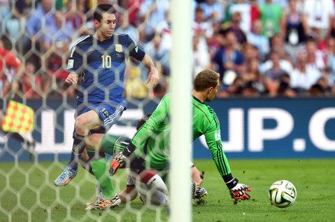 FOTO   Cum a fost surprins Messi imediat după finala Mondialului: fotografia a fost desemnată cel bun instantaneu al anului