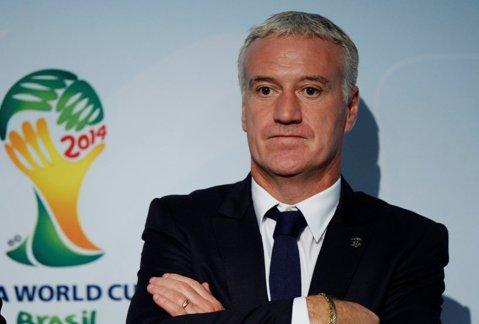 Didier Deschamps şi-a prelungit contractul de selecţioner al naţionalei Franţei