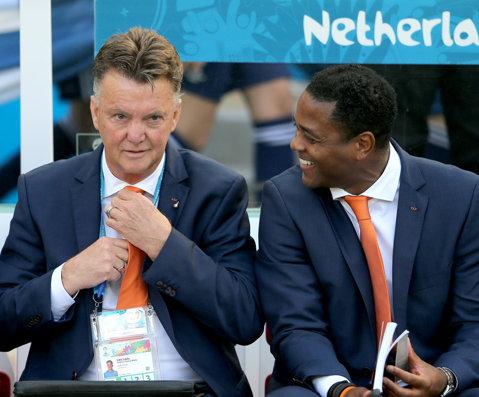Patrick Kluivert a devenit selecţioner. Ce naţională a preluat fostul mare atacant al Olandei