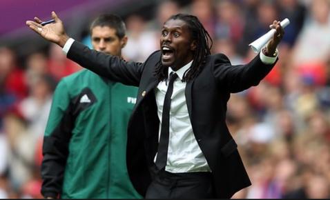 Aliou Cisse, noul selecţioner al Senegalului