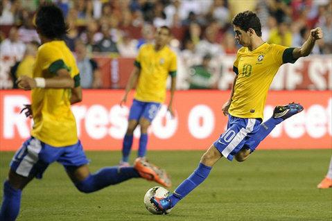 Franţa a condus Brazilia cu 1-0, dar sud-americanii au câştigat amicalul de la Paris cu 3-1. Alte rezultate şi programul partidelor de pregătire programate azi