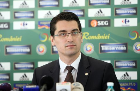 Candidatul susţinut de FRF s-a retras din cursa pentru preşedinţia FIFA