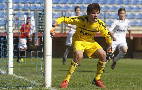 Fiul lui Zinedine Zidane, Luca, a câştigat Campionatul European under 17 cu echipa Franţei