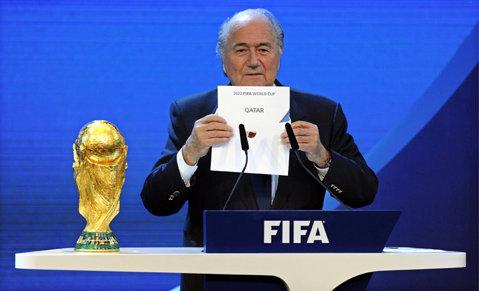 Alegeri pentru şefia FIFA! Joseph Blatter candidează pentru un al cincilea mandat în contextul unui scandal uriaş
