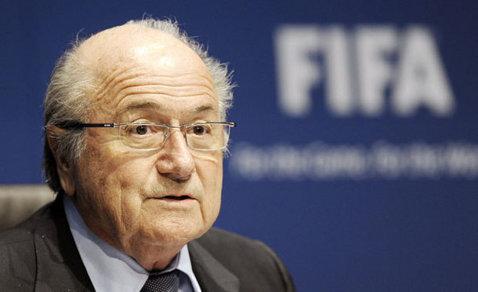 BREAKING NEWS | Sepp Blatter a câştigat un nou mandat de preşedinte FIFA, în ciuda scandalului uriaş de corupţie. Prinţul Ali s-a retras în turul II