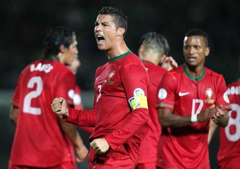 Fernando Santos a renunţat la Ronaldo, Tiago şi Carvalho după ce Portugalia s-a calificat la CE